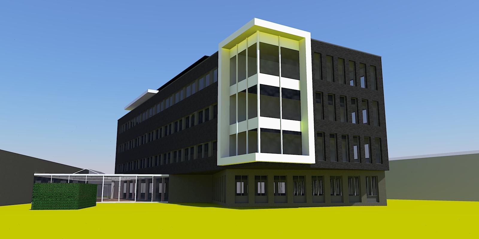 2018 Nieuwbouw kantoor 28 VO