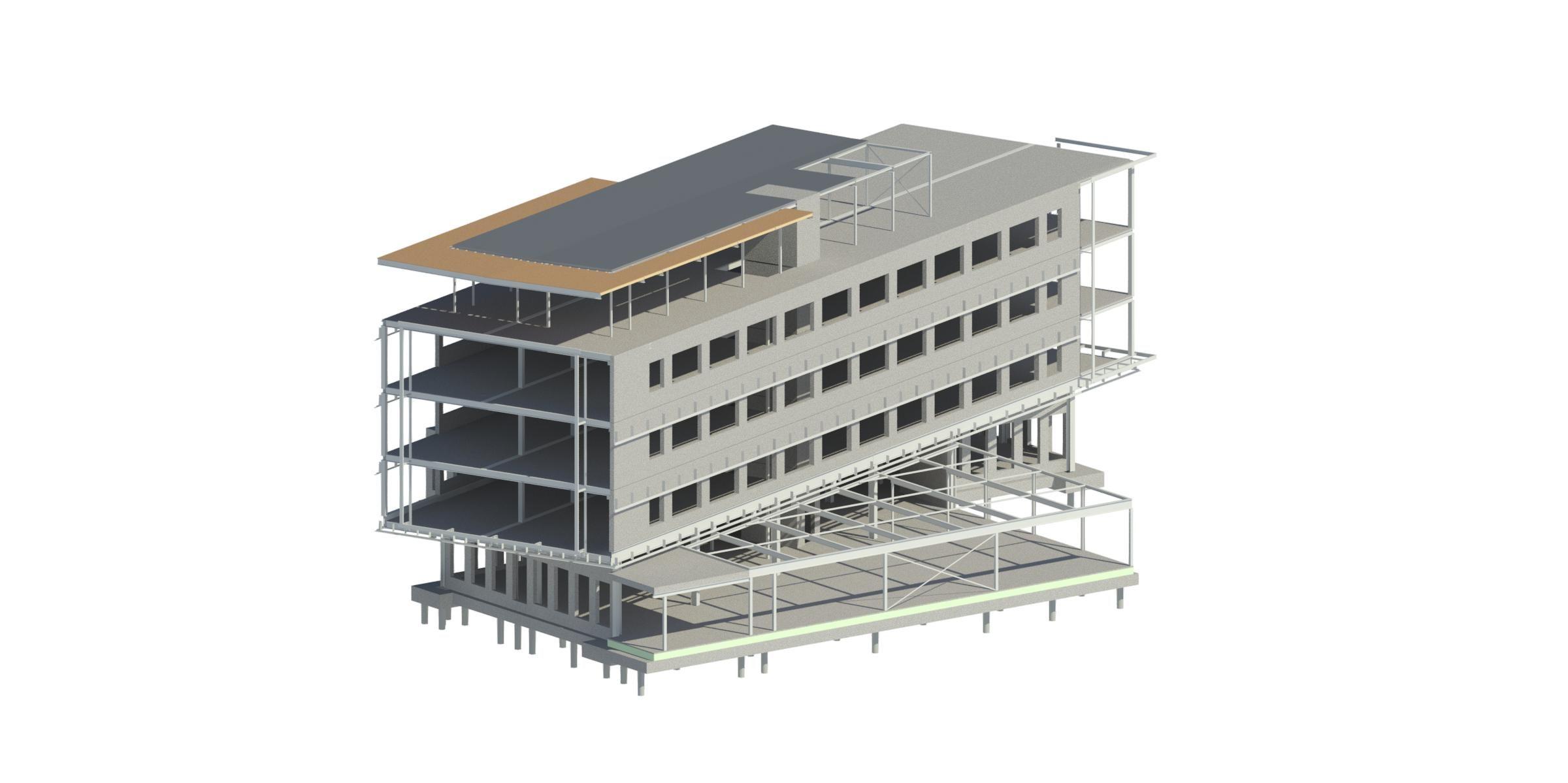 constructie kantoor 28 D