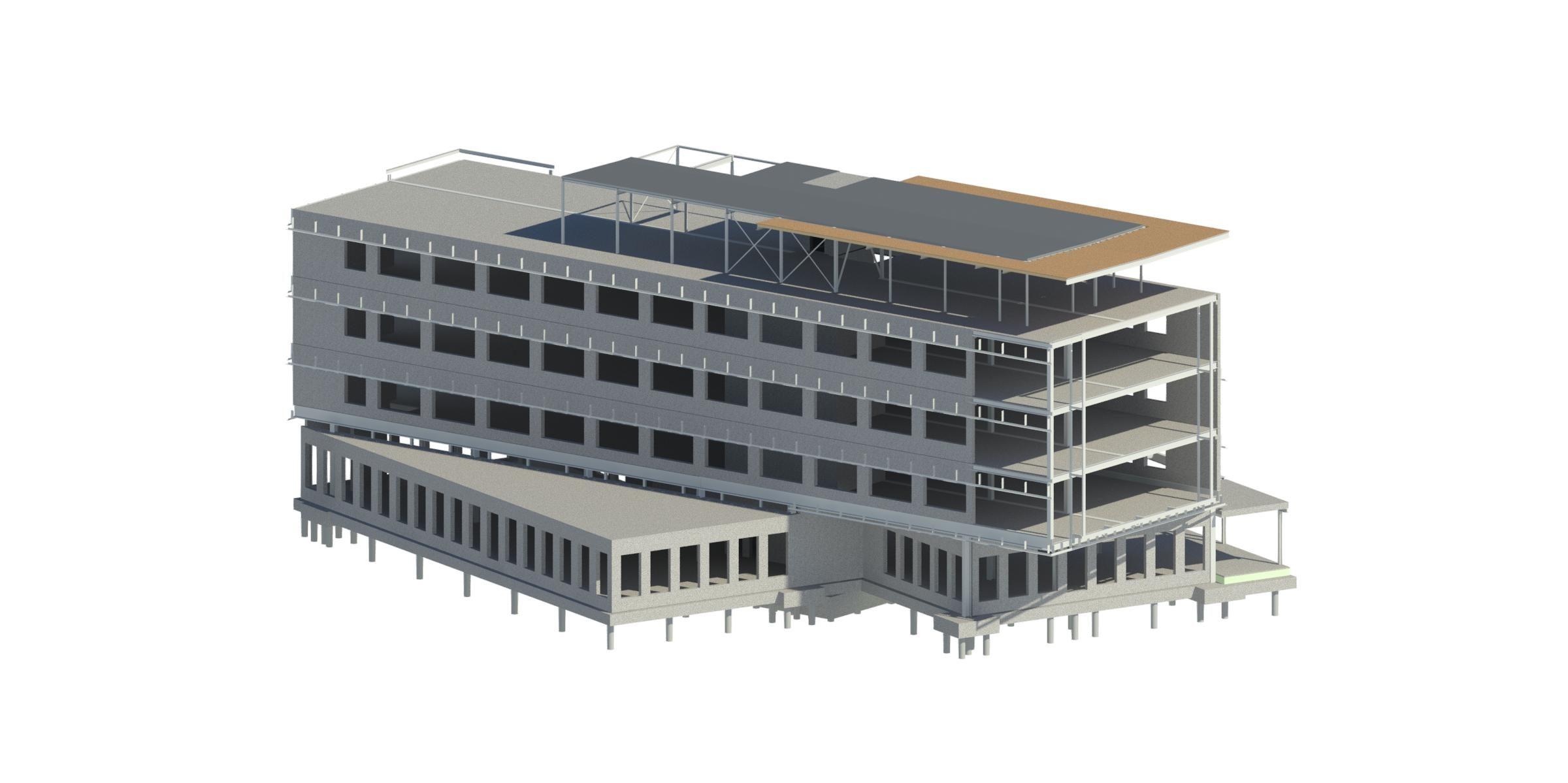 constructie kantoor 28 B