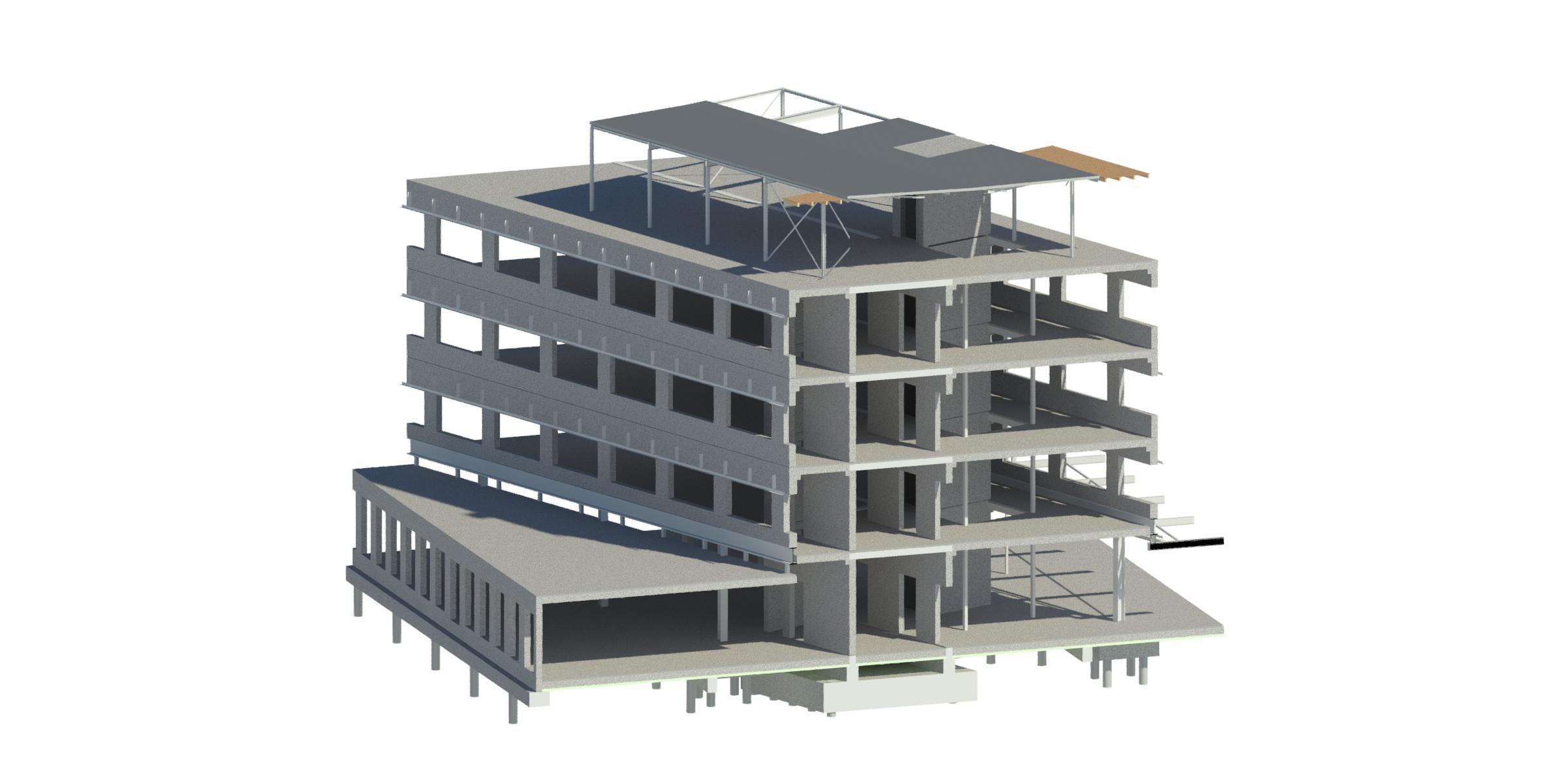 constructie kantoor 28 C